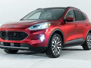 33 The 2020 Ford Crossover Style