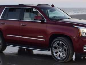 2020 Gmc Yukon Xl Pictures