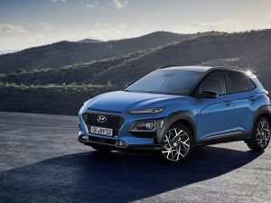 33 The 2020 Hyundai Kona Hybrid Spesification