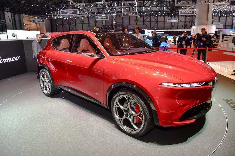 33 The Alfa Suv 2020 New Review