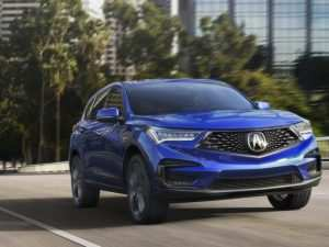 33 The Best 2019 Acura Rdx Changes Research New
