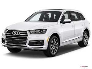 33 The Best 2019 Audi X7 Price and Release date