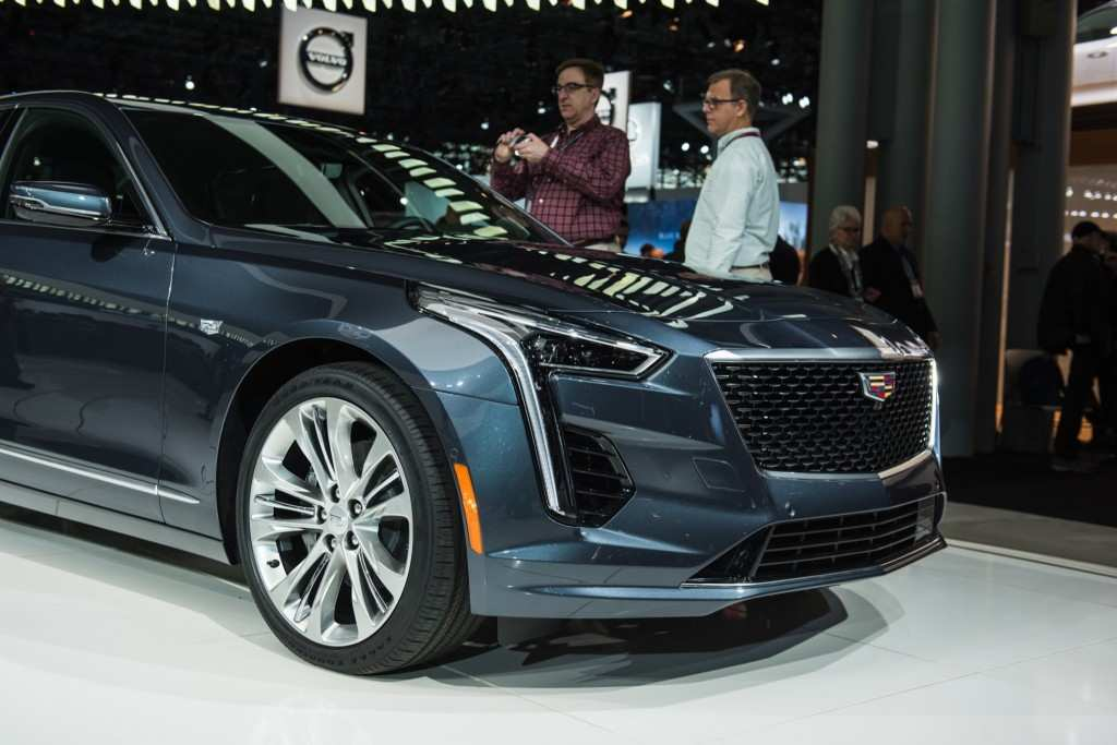 33 The Best 2019 Cadillac Ct5 Pictures