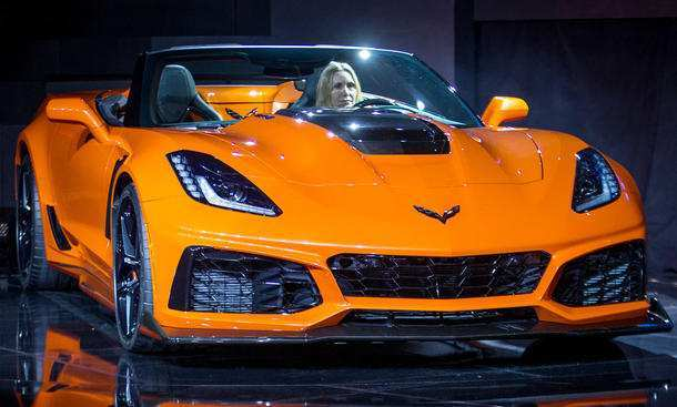 33 The Best 2019 Chevrolet Zr1 Price Release