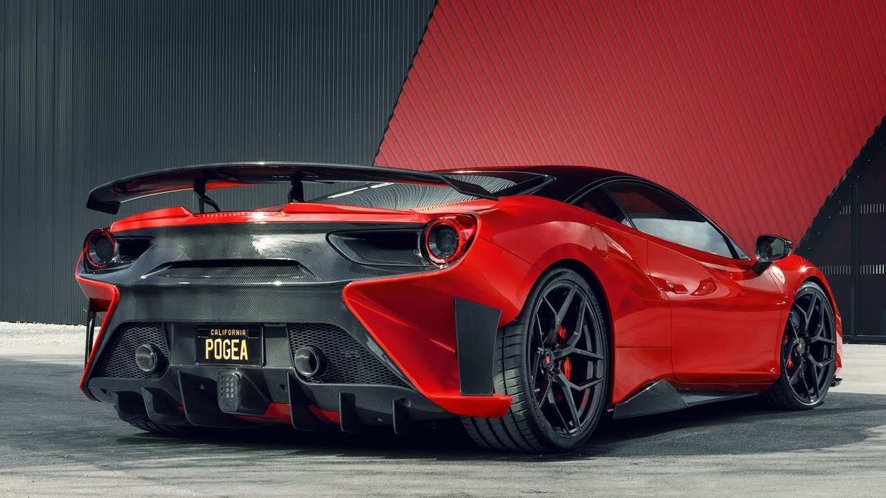 33 The Best 2019 Ferrari 488 Concept And Review