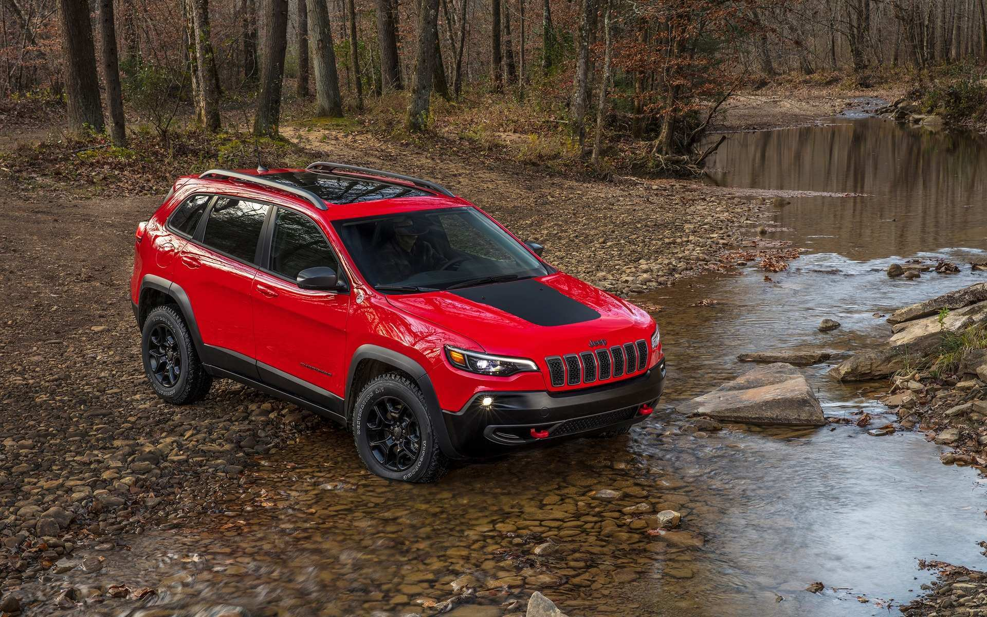 33 The Best 2019 Jeep Trailhawk Towing Capacity Spesification