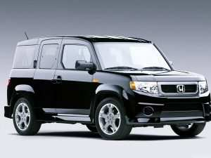 33 The Best Honda Element 2020 Release Date Redesign