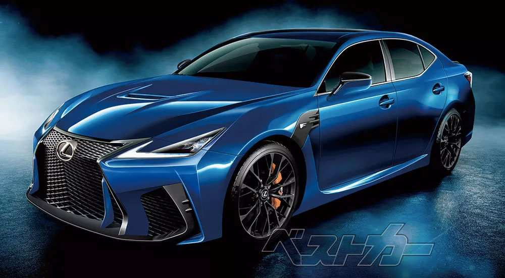 33 The Best Lexus F 2020 Redesign And Review