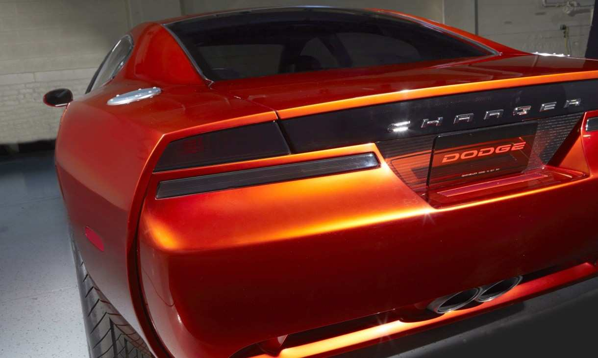 33 The Best New Dodge Charger 2020 Redesign