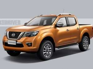 33 The Best Nissan Ute 2020 Exterior