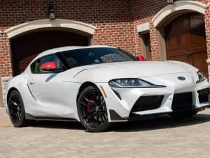 Pictures Of The 2020 Toyota Supra