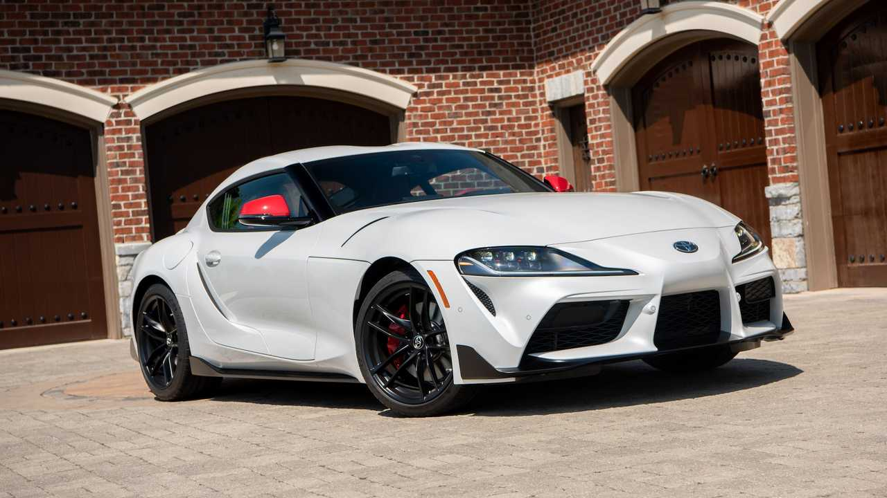 33 The Best Pictures Of The 2020 Toyota Supra Specs and Review