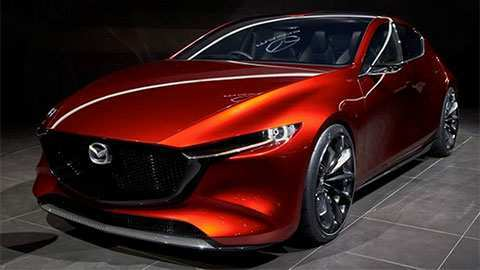 33 The Best Xe Mazda 3 2019 Redesign And Concept