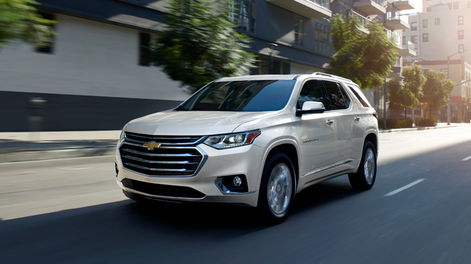 33 The Chevrolet Traverse 2020 New Model And Performance