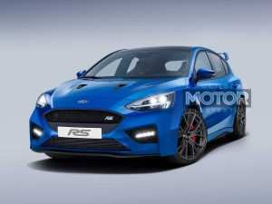 33 The Ford Focus Rs 2020 New Concept