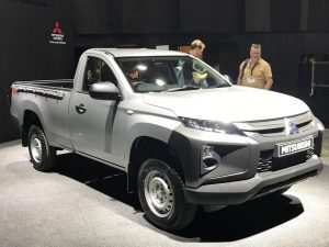 33 The L200 Mitsubishi 2020 New Review
