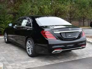 33 The Mercedes S Class 2019 Release Date