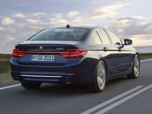 34 A 2019 Bmw 5 Series Redesign Ratings
