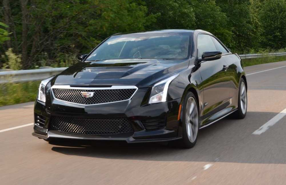 34 A 2019 Cadillac Ats Coupe Style