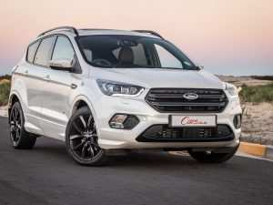 34 A 2019 Ford Kuga Prices