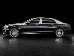 34 A 2019 Mercedes Maybach S650 Picture