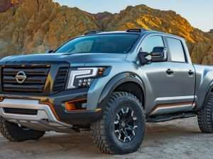 34 A 2019 Nissan Titan Release Date New Review