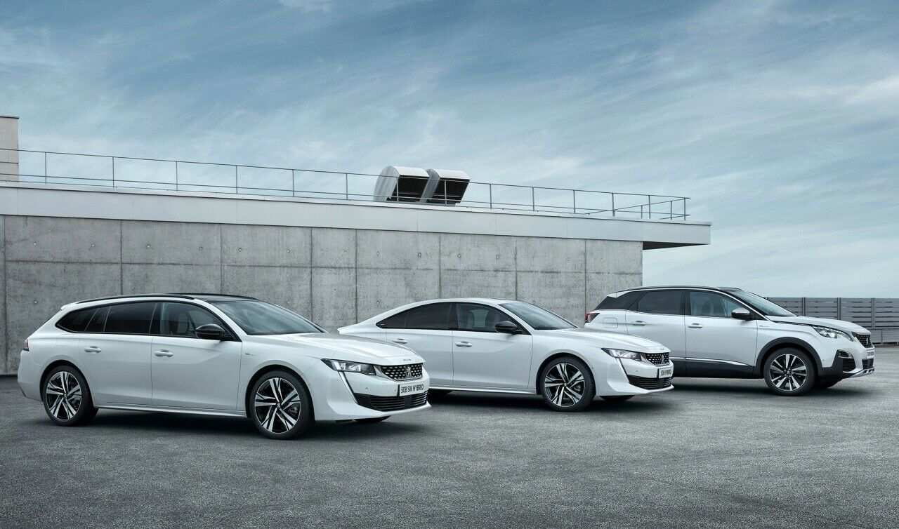 34 A 2019 Peugeot New Model And Performance