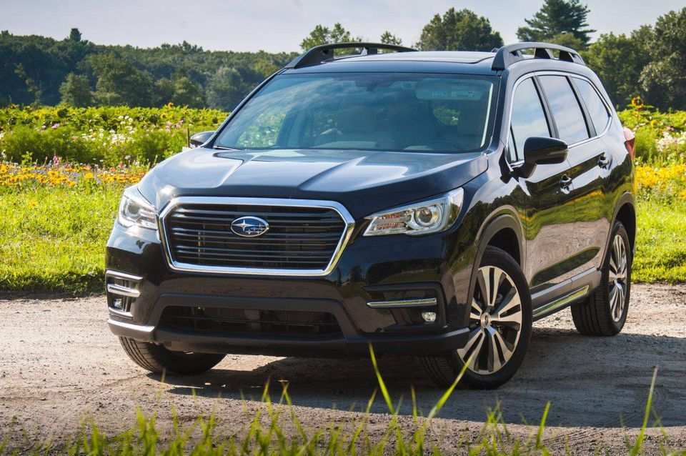 34 A 2019 Subaru Ascent News Rumors
