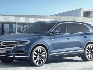 34 A 2019 Volkswagen Touareg New Review