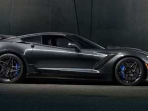 34 A 2020 Chevrolet Corvette Zr1 Wallpaper