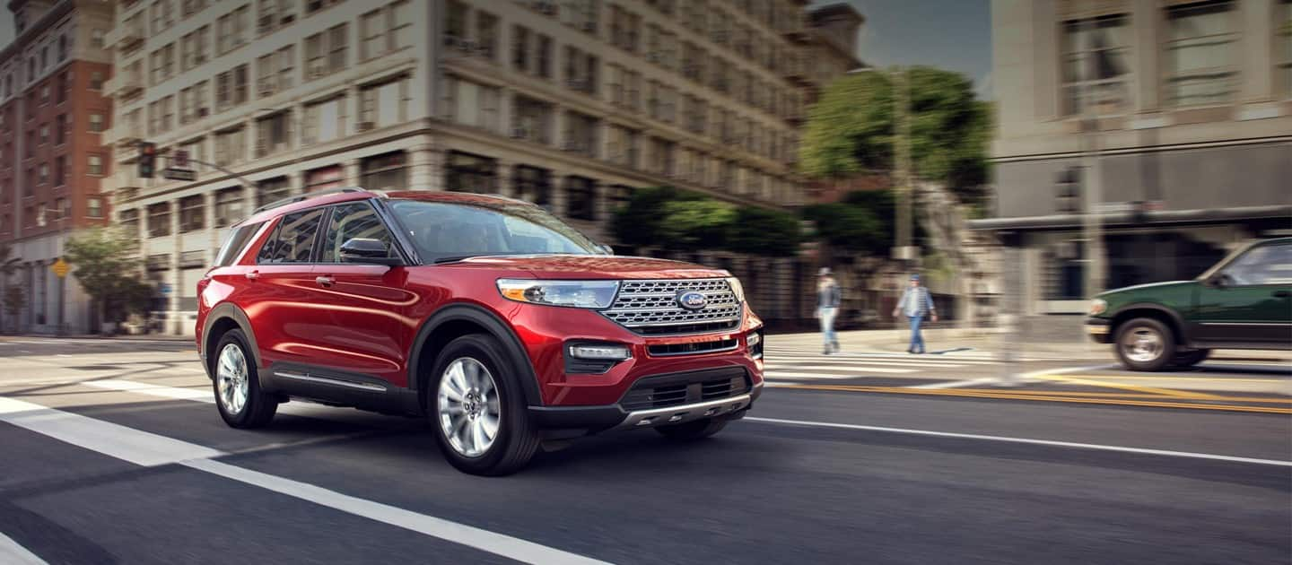 34 A 2020 Ford Explorer Design New Model And Performance