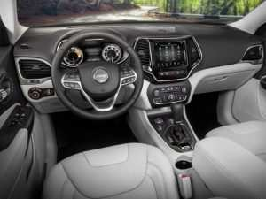 34 A 2020 Jeep Grand Cherokee Interior Price and Review