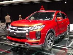 34 A 2020 Mitsubishi Vehicles Release
