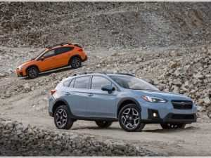 34 A 2020 Subaru Crosstrek Turbo New Model and Performance