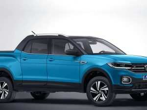 34 A 2020 Volkswagen Truck Performance and New Engine