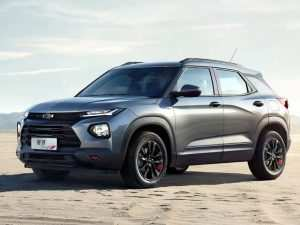 34 A All New Chevrolet Trax 2020 Price Design and Review