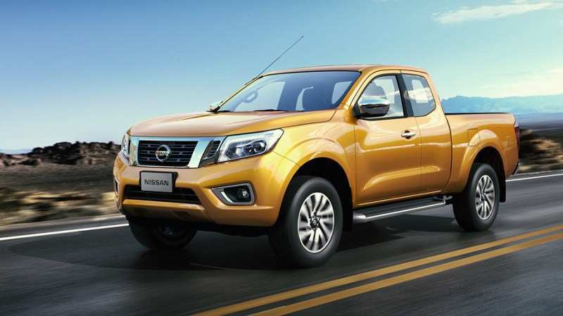 34 A Nissan Frontier 2020 Release Date New Concept