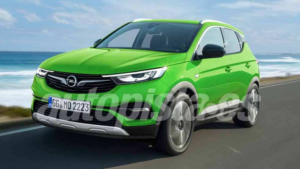 34 A Suv Opel 2020 Picture