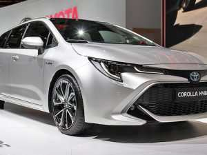 34 A Toyota 2019 Price and Release date