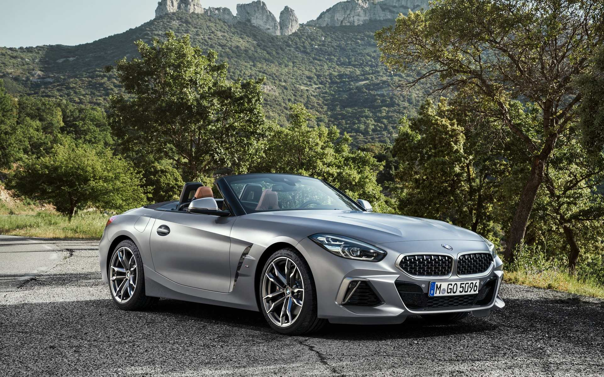 34 All New 2019 Bmw Roadster Spy Shoot