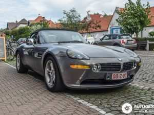 34 All New 2019 Bmw Z8 Exterior