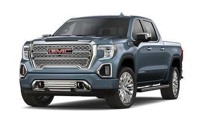 34 All New 2019 Gmc Engine Options Spy Shoot