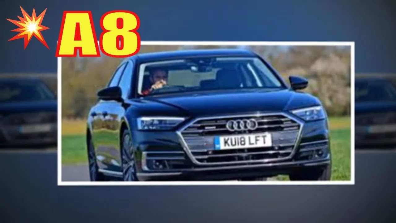 34 All New 2020 Audi A8 V8 Research New