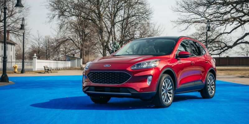 34 All New 2020 Ford Car Lineup Research New
