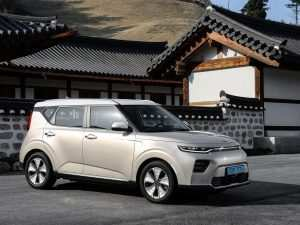 34 All New 2020 Kia Soul Ev Availability Reviews