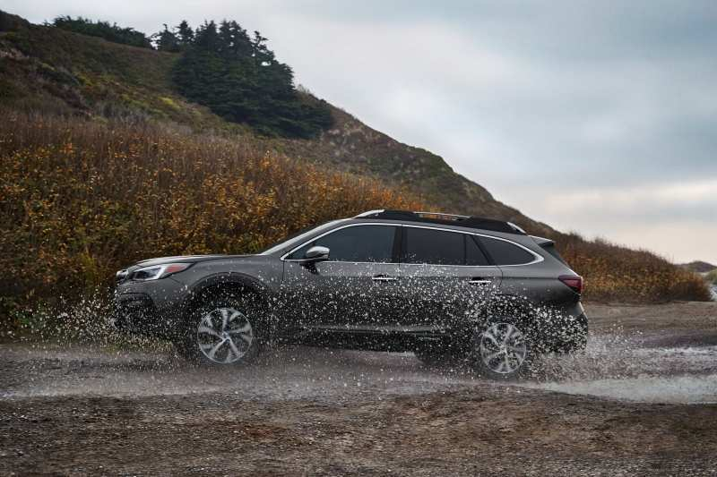 34 All New 2020 Subaru Outback Concept Overview
