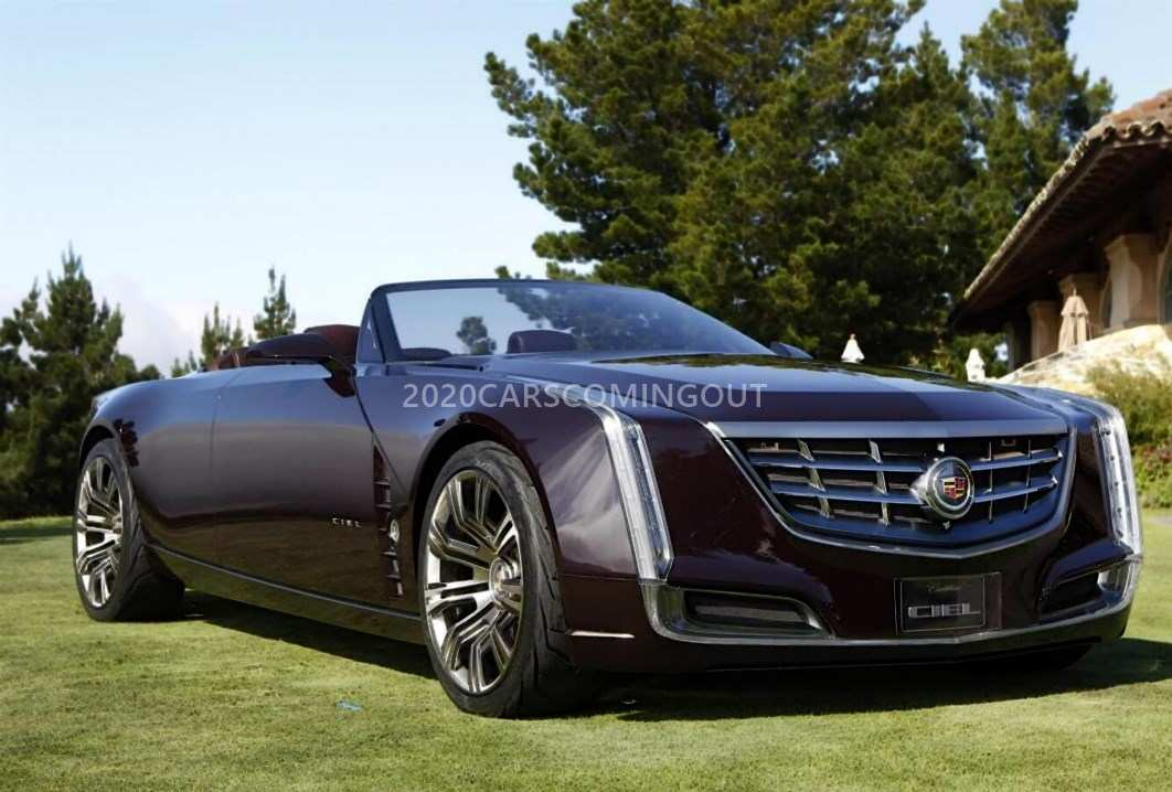 34 All New Cadillac New 2020 Picture