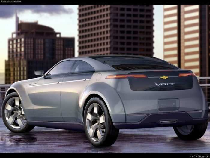 34 All New Chevrolet Volt 2020 First Drive