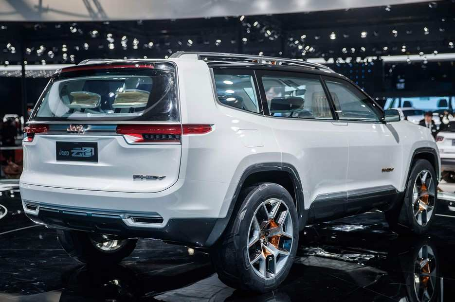 34 All New Jeep Limited 2020 Research New