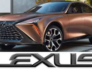 34 All New Lexus Electric Car 2020 Price and Review